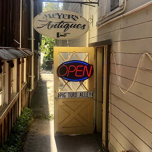 meyer's antiques