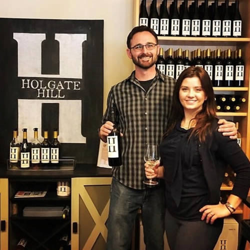 holgate hill wines - Specializing in small lot production wines grown in the Sierra Foothills