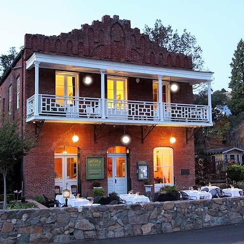 amador city hotel - imperial hotel & restaurant