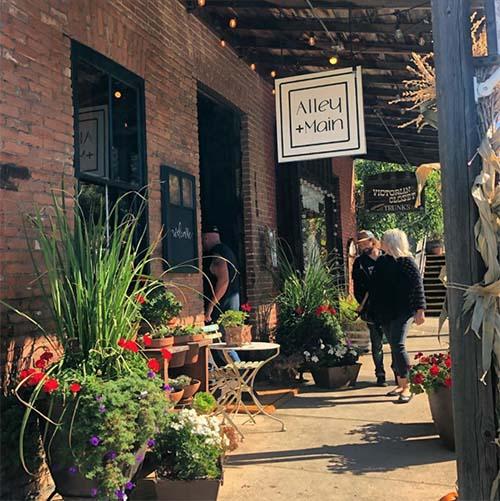 shop amador city alley + main