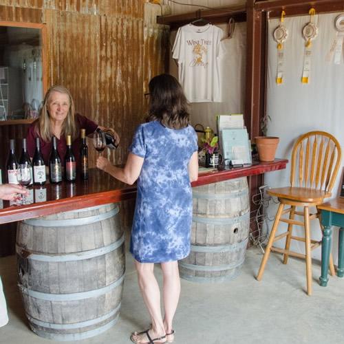 amador city wine tree farm and tasting room
